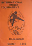 1991 - Tournoi International de Roosendaal
