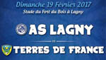 AS Lagny vs Terres de France dimanche