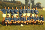 Les Juniors A 1970-71