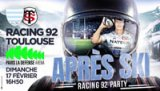 Ramassage de Balles Top14 Racing 92 / Toulouse